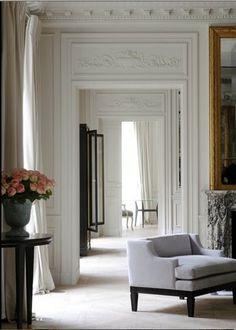 Fabulous Commercial Spaces:  Balmain, Paris Store by Joseph Dirand