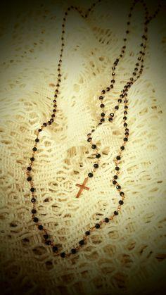 gold rosario 14k