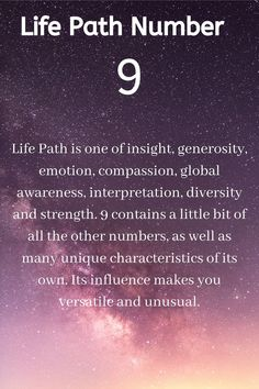 What is the Meaning of Life Path Number 9 Numerology? Life Path Number 9 Compatibility and Love life, Career and more. life path calculator life path how to life path number life path relationships life path spiritual Numerology Birth Date, Numerology Calculation, Numerology Numbers, Astrology Numerology, Numerology Chart, Capricorn Relationships, Relationship Astrology, Spiritual Names, Spiritual Path