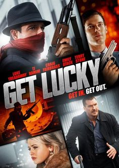 Get Lucky Movie Poster - Luke Treadaway, Emily Atack, Richie Campbell Hd Movies, Movies And Tv Shows, Movie Tv, Movies Online, Luke Luke, David Cameron, The Magicians, Actors, Movie Posters