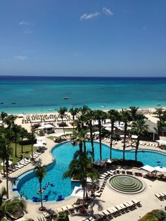 The Ritz-Carlton, Grand Cayman in West Bay, Grand Cayman