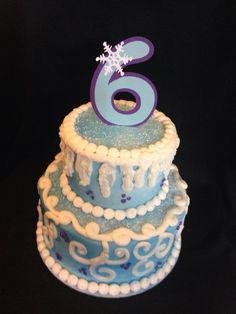 Frozen #2 - $75 Cakes By Stephanie, Frozen, Desserts, Food, Tailgate Desserts, Deserts, Essen, Postres, Meals