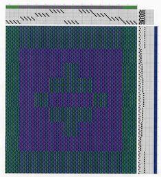 Sixteens Sample Exchange — Philis ALVIC Lace Weave, Pattern Drafting, Damask, Weaving, Winter, Summer, Winter Time, Summer Time, Damascus