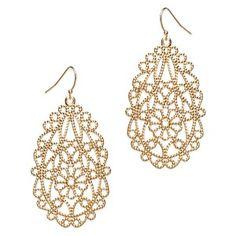 Harlequin Earrings.....GlitteringDivas.kitsylane.com