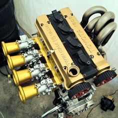 Jdm Engines, Race Engines, Toyota Mr2, Toyota Corolla, Tuner Cars, Jdm Cars, Crate Motors, Bike Engine, Car Mods