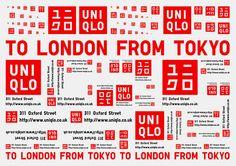 Kashiwa Sato | Uniqlo Branding