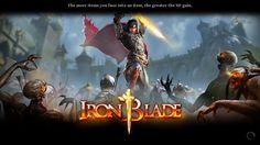 Iron Blade – bom tấn RPG chặt chém cực máu lửa từ Gameloft – Tải Game Điện Thoại Hay Nhất