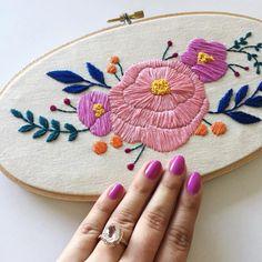 El blog de Dmc: Entrevistamos a Thread Honey: diseño gráfico y bordado
