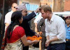 Prince Harry Photos - Prince Harry Visits Nepal - Day 2 - Zimbio
