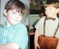 Las fotos más tiernas de los One Direction de chiquitos