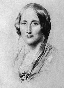 "Currently reading: Elizabeth Gaskell. ""The deep green forest, tangled into heavy darkness even thus early in the year, came within a few yards of the road all the way ... But at last they drew near to Salem."" (from Lois the Witch)."