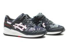 """Asics Gel Lyte III """"Japanese Denim"""" Releasing Soon - SneakerNews.com"""