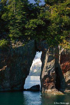 ✯ Three Hole Point at Three Hole Bay - Aialik Bay - Kenai Fjords National Park, Alaska