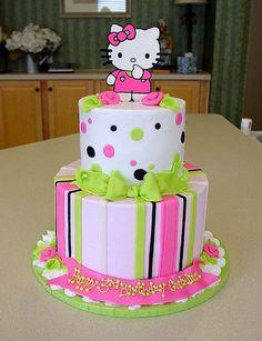 tortas de kitty - Buscar con Google