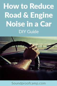 Rabid honking of car horns? The engine is running louder ? This is the Best DIY guide for car soundproofing.Learn how to reduce road noise in a car. Car Horn, Car Sounds, Diy Car, Sound Proofing, Car Cleaning, Honda Accord, Car Stuff, Car Ins, Horns