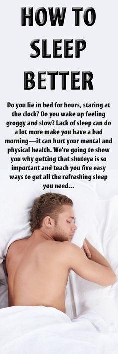 How to Sleep Better. #sleepbetter #sleeptips #sleepadvice