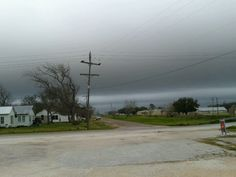 Cool front... cause in SE Texas we don't get cold... we get cool .... lol