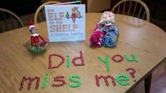 What Is Elf On The Shelf? 15 Ideas For The First Day Back | Huffington Post