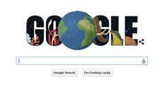 osCurve News: Earth Day 2015 marked with Google Doodle