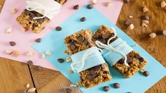 These no-bake granola bars are easy, fun, and delicious and an excellent snack for an on-the-go child.