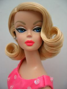 Silkstone Barbie *Retro Look* OOAK Wonderbilly