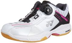 Yonex badminton shoes power cushion wide sc10w shbsc10w Pearl white(013) 4