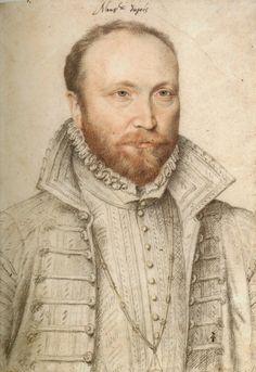 FRENCH PAINTERS: François CLOUET Antoine de Crussol, 1er duc d'Uzès