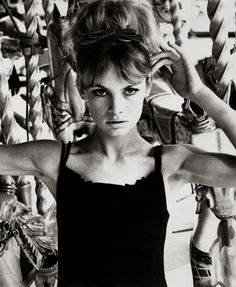 Jean Shrimpton - Model