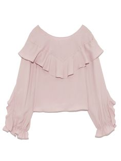 Designer Clothes, Shoes & Bags for Women Ruffle Blouse, Stuff To Buy, Shopping, Collection, Tops, Design, Women, Fashion, Moda