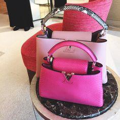 Louis Vuitton se met au rose sur Leasy Luxe ! // www.leasyluxe.com #precious #nice #leasyluxe