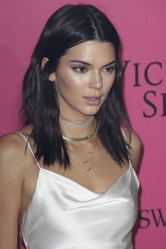 Kendall Jenner - Victoria Secret Fashion Show 2016 After Party v Paríži