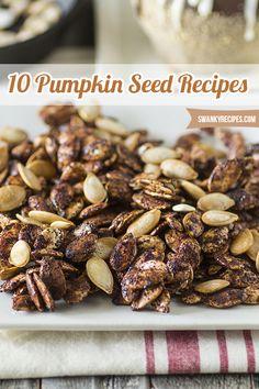 ▲10 pumpkin seeds recipes|tried Cinnamon Maple Pumpkin Seeds, Traditional Pumpkin Seeds