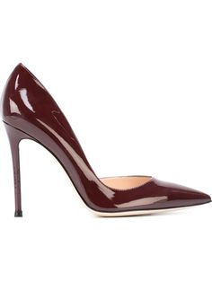 Shop Gianvito Rossi 'Biba' pumps in Biondini Paris from the world's best independent boutiques at farfetch.com. Shop 300 boutiques at one address.