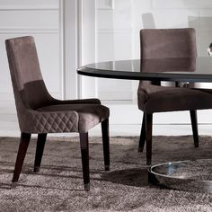 34 Best Quilted Dining Chairs Images