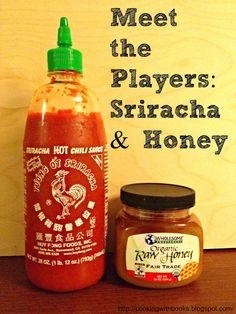 Cooking with Books: Sriracha & Honey Eggplant Rice