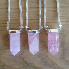 ROSE QUARTZ || the crystal of love || Shop these bebes @thebohotrader this weekend