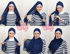 الحجاب هو عنوان المرأة المسلمة فنجدها دائما تبحث عن ربطات حجاب جديدة حتي لا تشعر بالملل و تبدو متجددة ,لذا ستقدم لك ليلي ربطات حجاب تتميز بالرقة و الأناقة