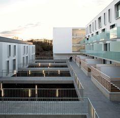 Galerie k příspěvku: Rezidenční bydlení Canopia Park | Architektura a design | ADG