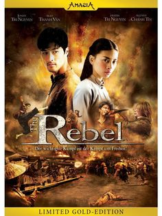 The Rebel (Limited Gold Edition) DVD