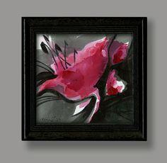 """Organic Impressions 06"" by Kathy Morton Stanion"
