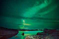 Road trip sur les routes islandaises, à la poursuite des aurores boréales - National Geographic France