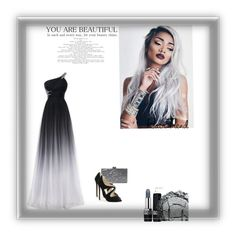 """""""Untitled #36"""" by mirela-osmanovic on Polyvore featuring Edie Parker, Christian Dior and Urban Decay"""