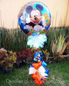 Ff Best Gift Baskets, Ideas Para Fiestas, Mickey Mouse Birthday, Balloon Decorations, Toy Story, Diy Gifts, Bouquets, Special Occasion, Centerpieces