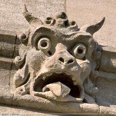 No.1: Oxford Gargoyles and Grotesques