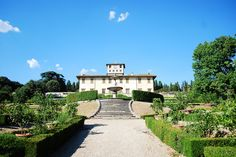 Villa Medicea La Petraia [Photo Credits: Drops of Ruby]