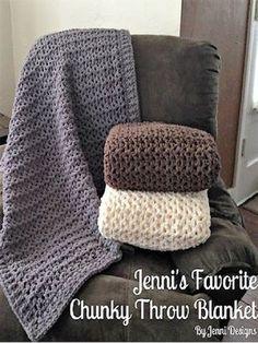 Free Crochet Chunky