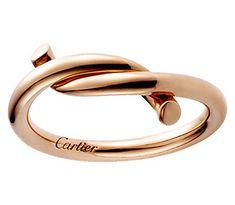 カルティエ指輪(*˘︶˘*).。.:*♡