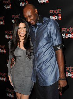 Khloe Kardashian & Lamar Odom: In Love & Lust Like When FirstMarried