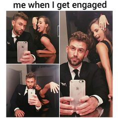 Funny Wedding Photos Nick Viall and Vanessa Grimaldi Engagement Announcement Funny, Funny Engagement Photos, Engagement Humor, Engagement Rings, Funny Wedding Announcements, Wedding Meme, Wedding Pics, Wedding Ideas, Wedding Cards