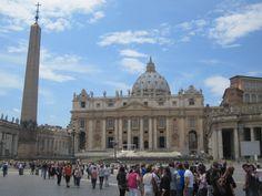 The Vatican- Rome Trip